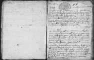 8 vues Vandeins 1723 - 1724