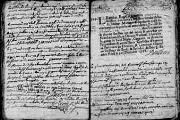 2 vues Vandeins 1728 - 1729