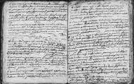 8 vues Vandeins 1729 - 1731