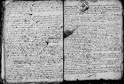 2 vues Vandeins 1738 - 1740