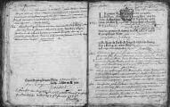1 vue Vandeins 1756 - 1757
