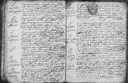 5 vues Vandeins 1759 - 1759