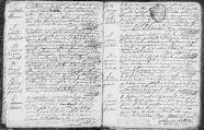 8 vues Vandeins 1760 - 1760