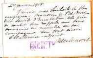 4 vues  - Correspondance de l'officier Jean Convert (ouvre la visionneuse)