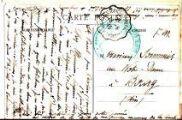 2 vues  - Correspondance d'un soldat non identifié (ouvre la visionneuse)