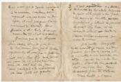 2 vues  - Correspondance d'un soldat surnommé Zizi (ouvre la visionneuse)