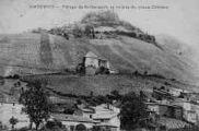 1 vue  - Village de Saint-germain et ruines du Vieux Château (ouvre la visionneuse)