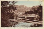 1 vue  - Château de Saint-germain et Pont de Bettant (ouvre la visionneuse)
