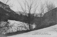 1 vue  - L'Albarine et route de Torcieu (ouvre la visionneuse)
