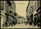 1 vue  - Rue Amédée Bonnet (ouvre la visionneuse)