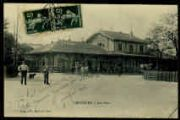 1 vue  - La Gare (ouvre la visionneuse)