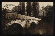 1 vue Légende inscrite sur la carte postale : Le Vieux Pont de Bognens5 Fi 9-7