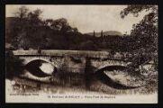 1 vue Légende inscrite sur la carte postale : Vieux Pont de Bognens5 Fi 9-8