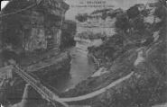 1 vue  - La passerelle d'Arlod sur le Rhône (ouvre la visionneuse)