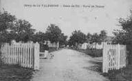 1 vue  - camp de la Valbonne - école de tir - porte de Châle (ouvre la visionneuse)
