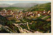 1 vue  - la perte du Rhône et vue générale (ouvre la visionneuse)