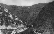 1 vue  - pont de l'Enfer et route de Cerdon (ouvre la visionneuse)