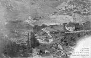 1 vue  - vue générale et le Mont Carmier (ouvre la visionneuse)