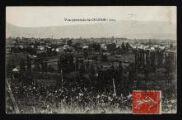1 vue Légende inscrite sur la carte postale : Vue générale5 Fi 73-7