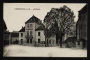 1 vue Légende inscrite sur la carte postale : La Mairie5 Fi 73-12