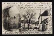 1 vue Légende inscrite sur la carte postale : La Place5 Fi 73-16