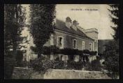 1 vue Légende inscrite sur la carte postale : Villa des Roses5 Fi 73-22