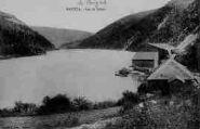 1 vue  - lac de Sylans (ouvre la visionneuse)