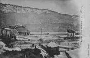 1 vue  - Lac Sylans en hiver (ouvre la visionneuse)