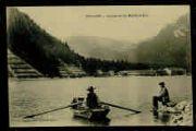 1 vue  - Le Lac et les Monts-d'Ain (ouvre la visionneuse)