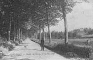 1 vue  - route de Bourg et le Necuday (ouvre la visionneuse)