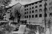 1 vue  - usines et canal d'Oussiat (ouvre la visionneuse)