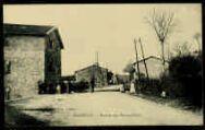 1 vue  - Oussiat - Route de Pont-d'Ain (ouvre la visionneuse)
