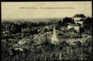 1 vue  - Vue générale du haut de Pont-d'Ain (ouvre la visionneuse)