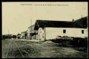 1 vue  - Avenue de la Gare et la Catherinette (ouvre la visionneuse)