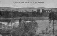 1 vue  - le lac et Buffière (ouvre la visionneuse)