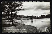 1 vue Légende inscrite sur la carte postale : 5619. VILLETTE. (Ain) - L Ain et le village5 Fi 449-23