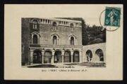 1 vue Légende inscrite sur la carte postale : 2701. - PRIAY. - Château de Richemont5 Fi 449-28