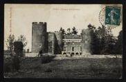 1 vue Légende inscrite sur la carte postale : Château de Richemont5 Fi 449-29