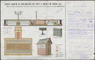 13 vues  - Poids public; Abattoir; Lavoirs; Fours banaux; Promenade publique; Champ de foire.2 O 416 (ouvre la visionneuse)