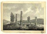 Ouvrir l'image  Le Temple d'Izernore (vû du coté du midi) / Hubert de Sait-Didier ; Brunet.